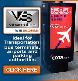 1x1-LCD-Enclosure-Transportation-Digital-Signage-ViewStation-ITSENCLOSURES