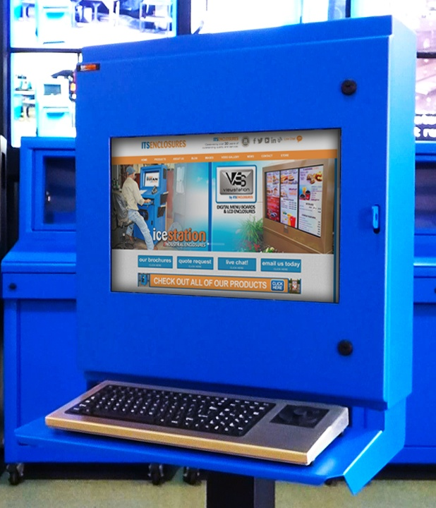 IO28268-04 flat panel monitor enclosure IceStation ITSENCLOSURES.jpg