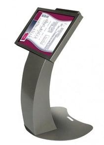 InfoStation Interactive Touchscreen Kiosk ITSENCLOSURES black or silver.jpg