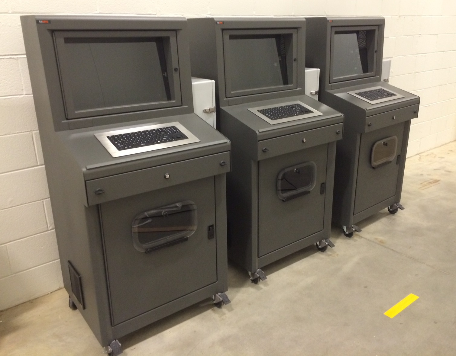 Puratos_Corporation_-_ITSENCLOSURES_ICESTATION_TITAN_PC Enclosure