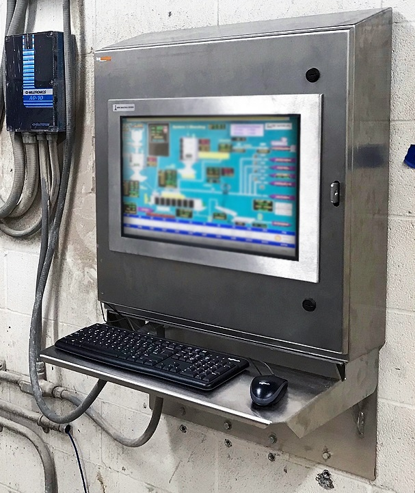 Scotts Miracle Gro Installation - IceStation PC Enclosure - ITSENCLOSURES