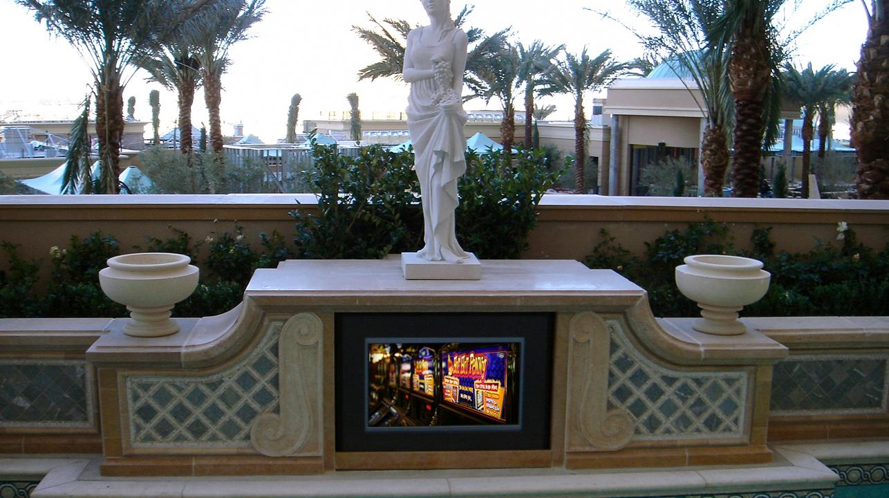 The Palazzo Hotel LCD Enclosures ViewStation ITSENCLOSURES digital signage.jpg