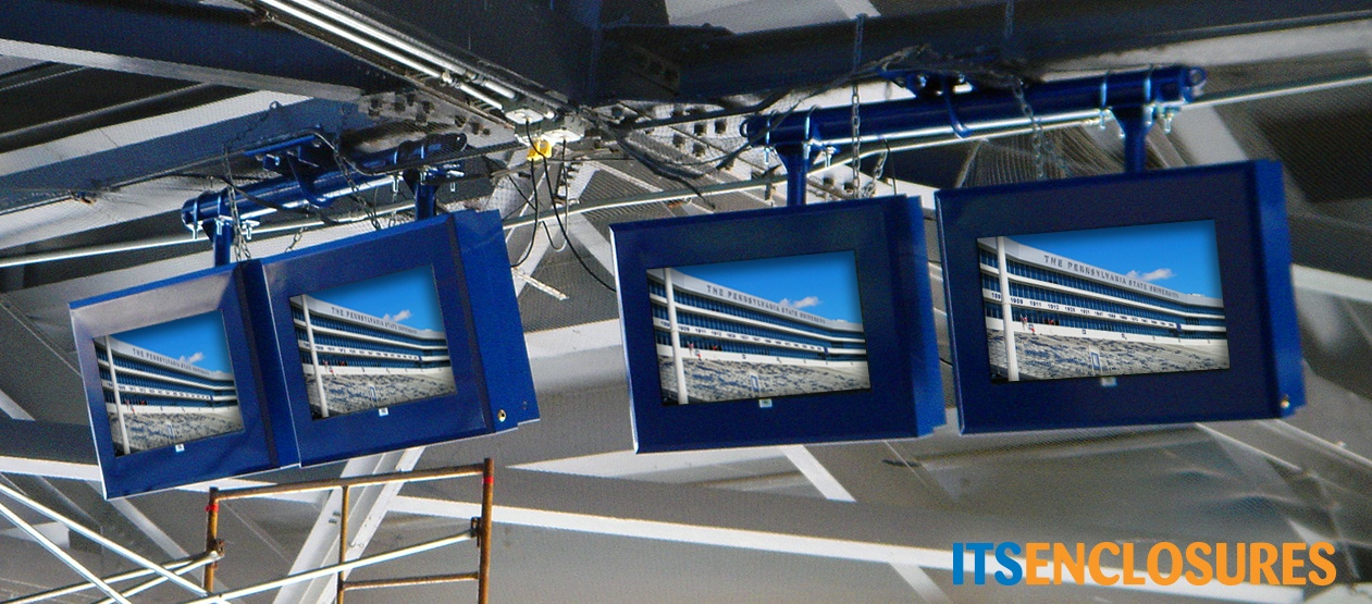 ViewStation Universal Penn State University ITSENCLOSURES lcd enclosure Beaver Stadium.jpg