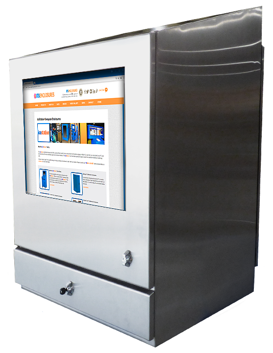 id42-4x computer enclosure nema 4X icestation itsenclosures-1