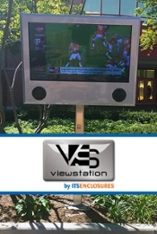 outdoor LCD Enclosure by ITSENCLOSURES